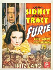 Fury 1936 DVD - Sylvia Sidney / Spencer Tracy